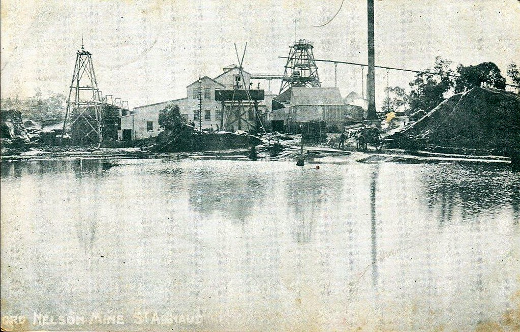 Lord Nelson Mine - St Arnaud, Victoria